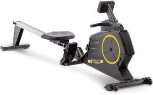 Circuit Fitness Deluxe Foldable Magnetic Rowing Machine