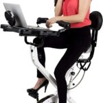 FitDesk 3.0 Standing Adjustable Desk Bike