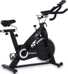 ECHANFIT Magnetic Bike Stationary Exercise Indoor Cycling Bikes